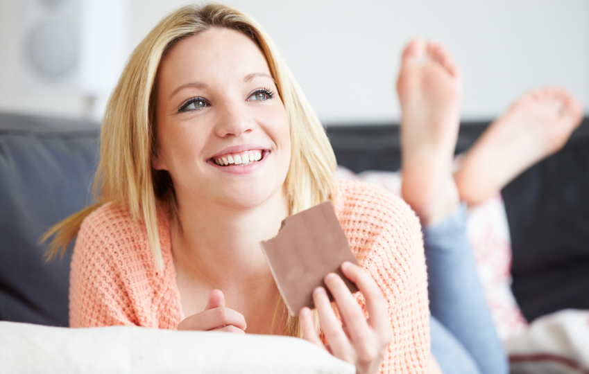 Chocolate is GOOD for the Skin
