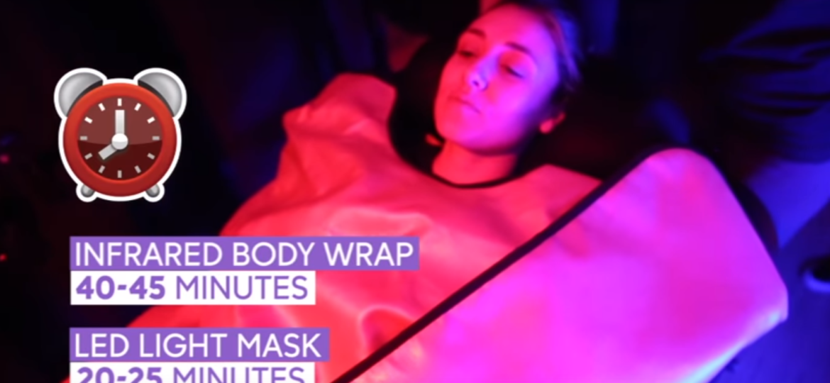 Infrared Body Wrap